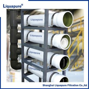 FRP high flow filter cartridges