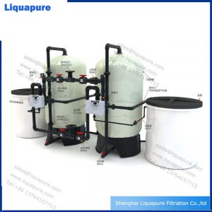 FRP tanks water treatment