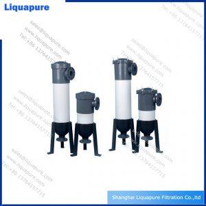 PVC bag filters